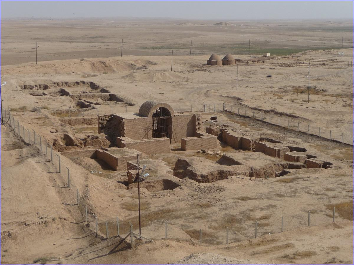 Isis Video Shows Destruction of Ancient Assyrian City Nimrud