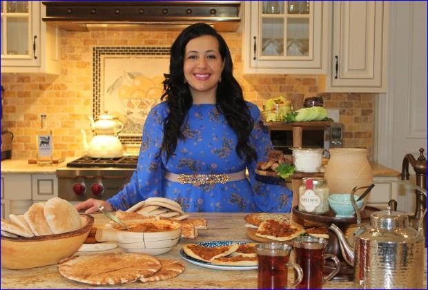 Atorina Zomaya. ( Assyrian Kitchen)